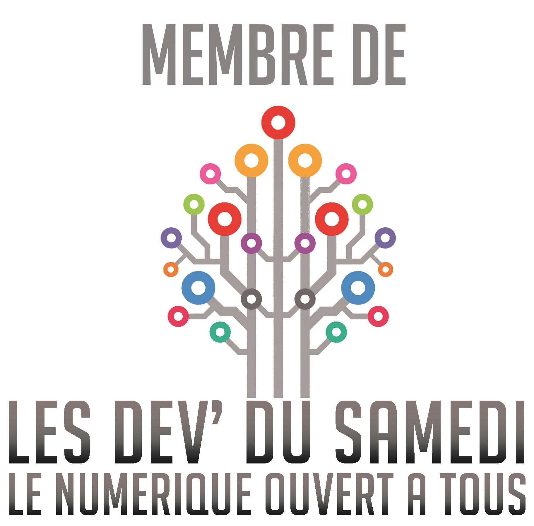 Nouvelle-Techno.fr devient membre de l'association Les Dev' du Samedi