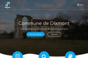 Commune de Dixmont