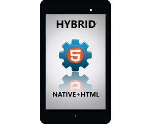 Formation au développement d'applications hybrides